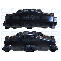 H20 Performance Parts T-20735 Mercrusier V8 Dry Joint Exhaust Manifold (each)
