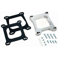 TFI Racing TFI-5773 Carburetor Adapter Spread Bore to Square Bore