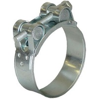 "GATES HEAVY DUTY STAINLESS STEEL T-BOLT HOSE CLAMP 2.25"" THC3364"