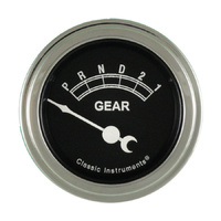 "Classic Instruments (TR07SLF) Traditional 2 1/8"" Gear Indicator"