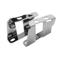 Chrome Brake Booster Bracket</br>Suit 1955-64 Chev (TUF4651A)