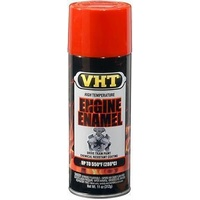 VHT HIGH TEMPERATURE ENGINE ENAMEL PAINT BRIGHT RED GLOSS 11 OZ VHTSP121