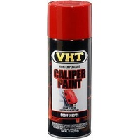 VHT HIGH TEMPERATURE BRAKE CALIPER & DRUM PAINT REAL RED GLOSS VHTSP731