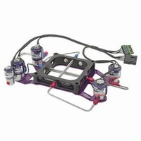 Wilson Manifolds WI309550 Nitrous Pro Flow 2-Stage Plate Systems