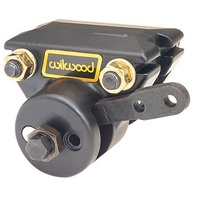 WILWOOD BILLET ALLOY SPOT CALIPER BLACK ANODIZED SINGLE PISTON R/H WB120-2280