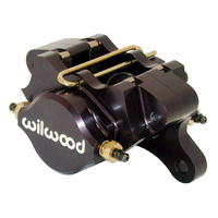 "WILWOOD DYNLITE SINGLE 2 SPOT BRAKE CALIPER SUIT .38""X 13"" ROTOR WIL120-4060"