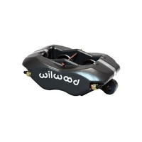"WILWOOD BILLET DYNALITE 4 SPOT BRAKE CALIPER SUIT 1.25"" X 13"" ROTOR WIL120-6814"