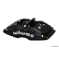 "WILWOOD SUPERLITE 4 SPOT CALIPER SUIT 13""X.81"" ROTOR LUG MOUNT R/H WB 120-7430-R"