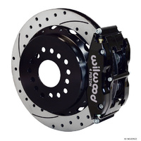 "WILWOOD NARROW SUPERLITE 4R BIG BRAKE REAR PARK BRAKE KIT FORD 9"" WB140-10012-D"
