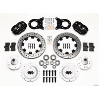 Wilwood WIL140-11072-D Ford Falcon XR-XD, 65-69 Mustang Dynalite Front Brake Kit