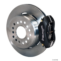 "WILWOOD DYNALITE REAR PARK BRAKE KIT SMALL FORD 9"" 4 SPOT 32 VANE WB 140-7143"