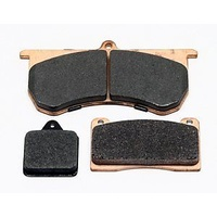 WILWOOD BRAKE PAD SET CM COMPOUND FOR NARROW DYNALITE SET OF 4 WB 150-7504K