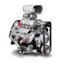 WEIAND PRO STREET 177 SUPERCHARGER KIT CHEV SB 262-400 C.I.D SERPENTINE WM6513-1