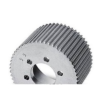 The Blower Shop B8046 Billet Supercharger Drive Pulley 46