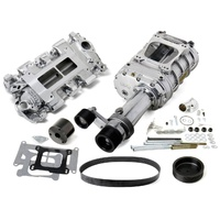 WEIAND PRO STREET 144 SUPERCHARGER KIT WM7750-1 SUIT CHEV SB 262-400 V8 10 RIB