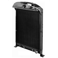 WALKER COBRA Z SERIES RADIATOR 1933-34 FORD CLEVELAND & WINDSOR WRB-Z-498-1