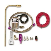 ZEX NITROUS PURGE KIT -4AN INCLUDES SOLENOID AND LINES ZEX82010