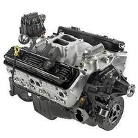 Chev ZZ4 Gm Engine Alloy Head Crate Motor 365hp