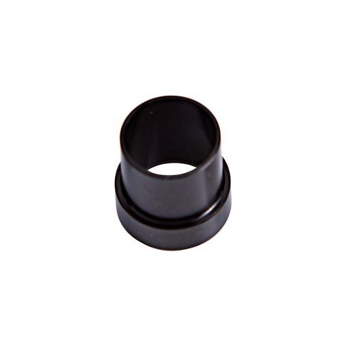 "Aeroflow AF819-08BLK Tube Sleeve -8AN to 1/2"" Tube Black -8AN Fits Over 1/2"" Line"