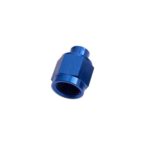 Aeroflow AF820-06 Flare Cap Female -6AN Blue -6AN Female Blank Off