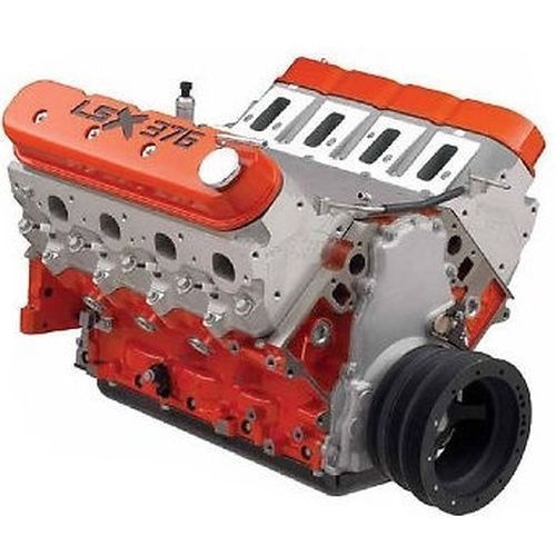 Ls3 Supercharger Kits Australia: CHEVROLET LSX 376-B15 450 HP GM PERFORMANCE CRATE ENGINE