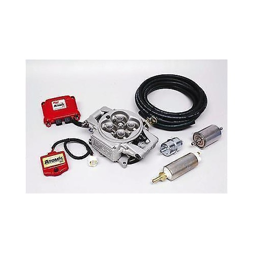 MSD Ignition MSD2900 Atomic EFI Fuel Injection Master Kit 4BBL