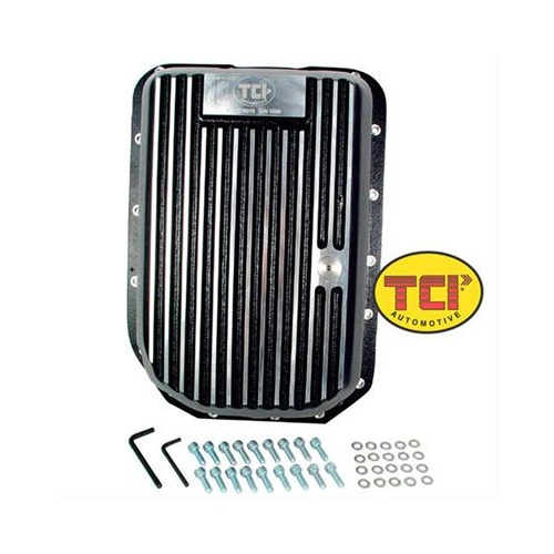 gm 4l80e transmission pan