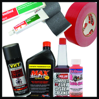 Lubricants, Fuel, Paint & Chemicals
